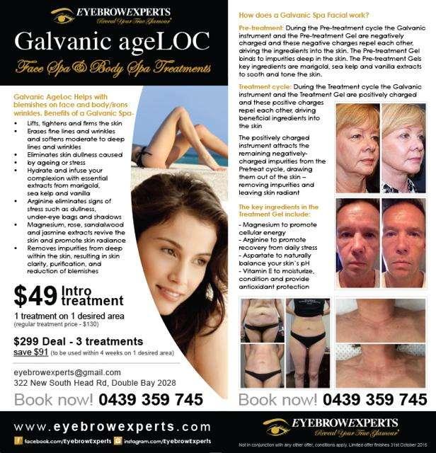 Galvanic info