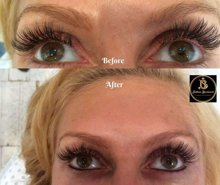 Svetlana in Action, Eyebrow Experts | Eyebrow Feathering, Shaping and Tattooing, Body Waxing -  Double Bay NSW Sydney