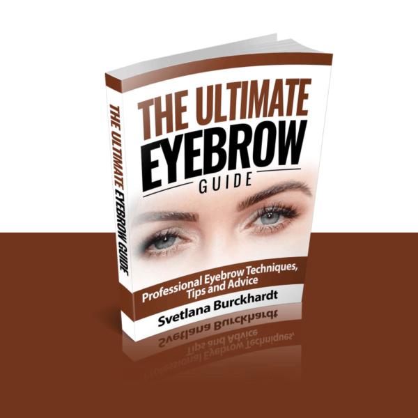 The Ultimate Brow Guide E Book Eyebrow Experts Eyebrow
